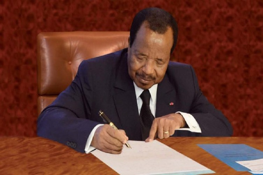 Port de Douala: Paul Biya ordonne la suspension des formalités de concession