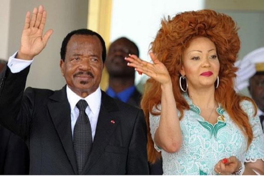 Paul et Chantal Biya ont quitté le Cameroun, destination la France (communiqué)
