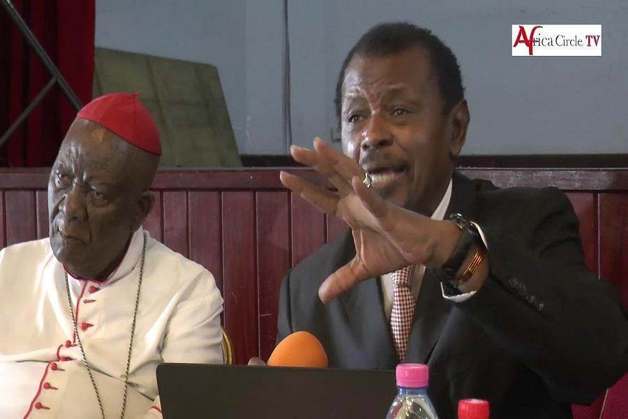 Cameroun : après Akere Muna, Jean Jacques Ekindi claque la porte du dialogue national