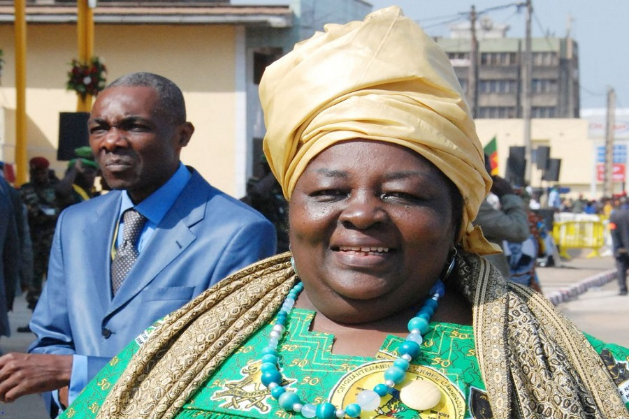 Hommage : Une rue de la ville de Douala portera le nom de Françoise Foning