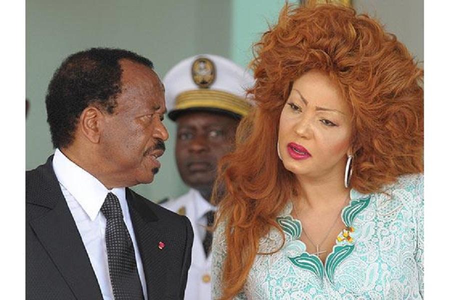 Cameroun-éboulement à Bafoussam :  le couple présidentiel adresse ses condoléances aux victimes.