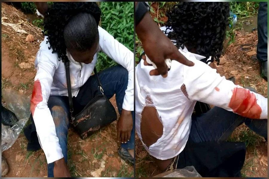 Urgent : Les forces de sécurité immobilisent le véhicule de Maurice Kamto et tabassent les militants du MRC