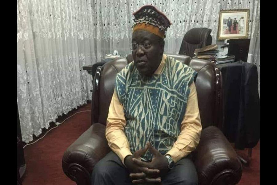 Cameroun : Fo'o Dzakeutonpoug tire (encore) à boulet rouge sur Maurice Kamto: « Il veut utiliser le MRC comme porte Char de sa haine »