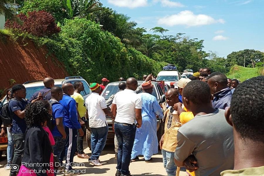 Ebolowa : Violente tension entre les militants du MRC et les forces de l'ordre