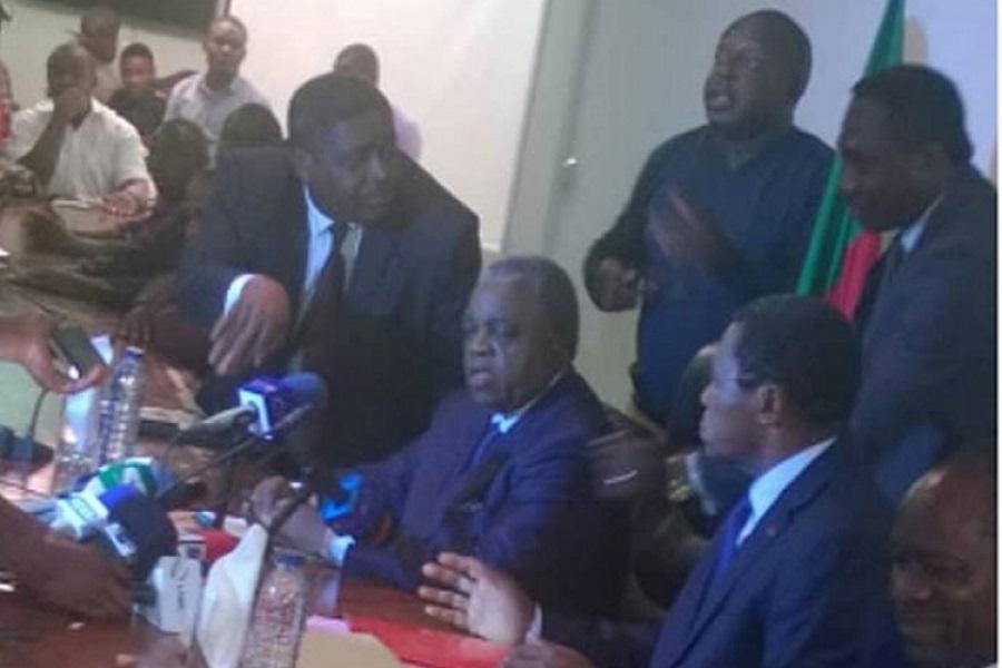 Cameroun : la réaction de Paul Atanga Nji et René Emmanuel Sadi face aux sanctions américaines