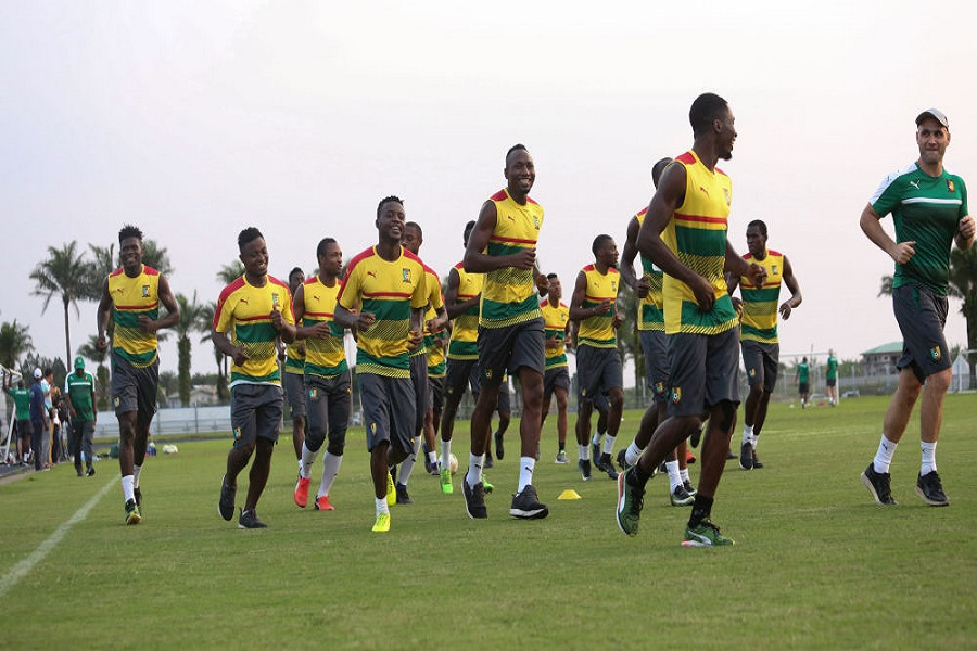 Football-CAN 2021 : les lions indomptables en route pour les qualifications